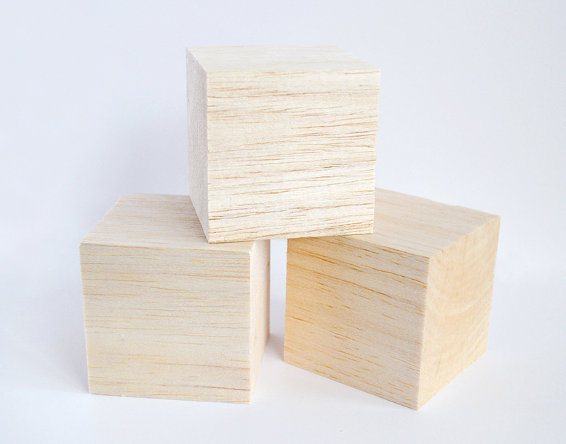 Handmade Stacking Blocks