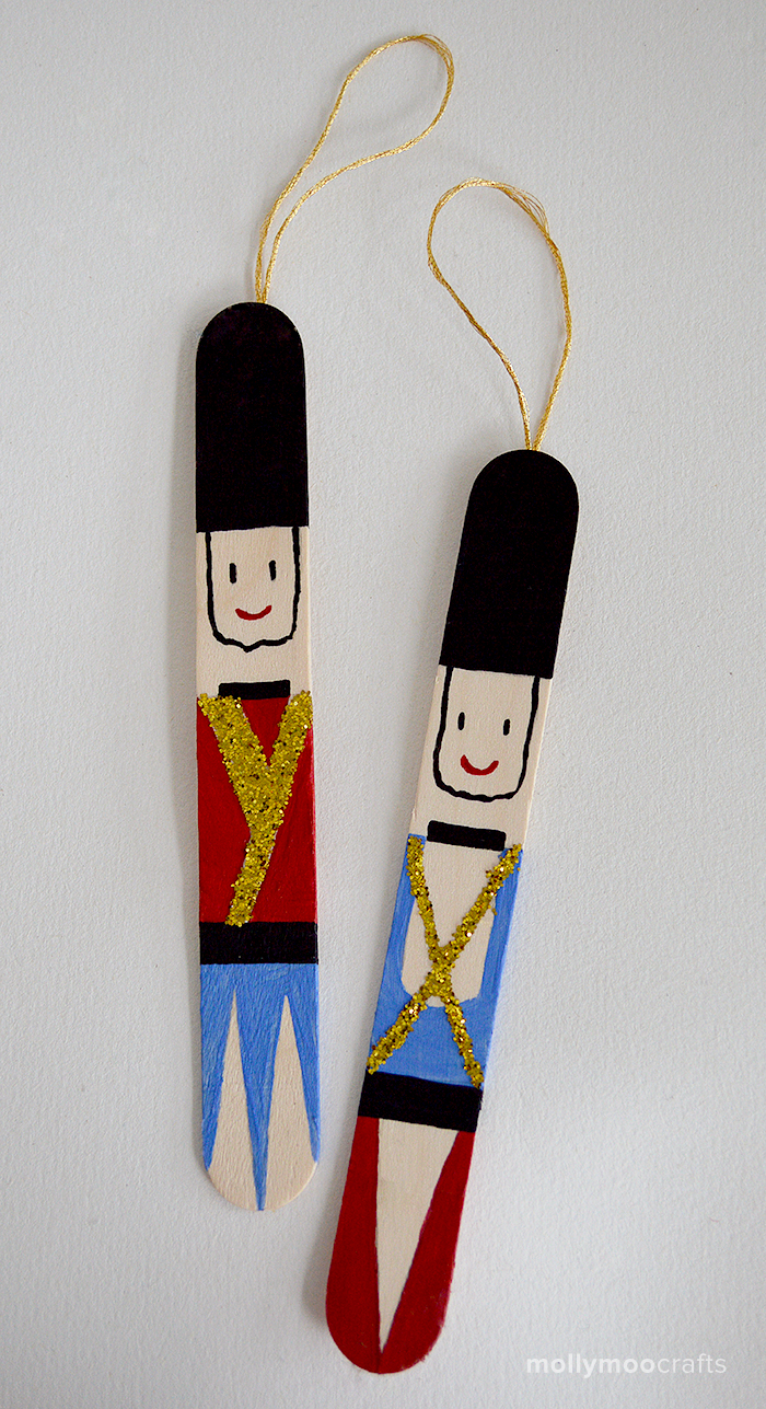 popsicle stick nutcrackers