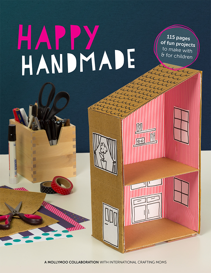 Mollymoocrafts happy handmade craft ebook for New handmade craft ideas