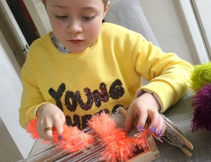 weaving for kids