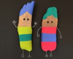 Make Me! Stick Dolls For Imaginative Play
