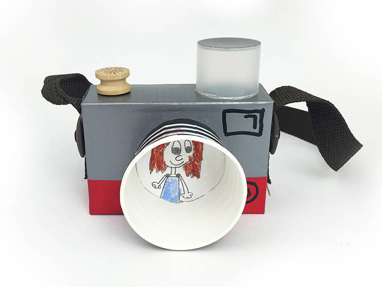 Mollymoocrafts Get Snap Happy With This Fun Diy Camera